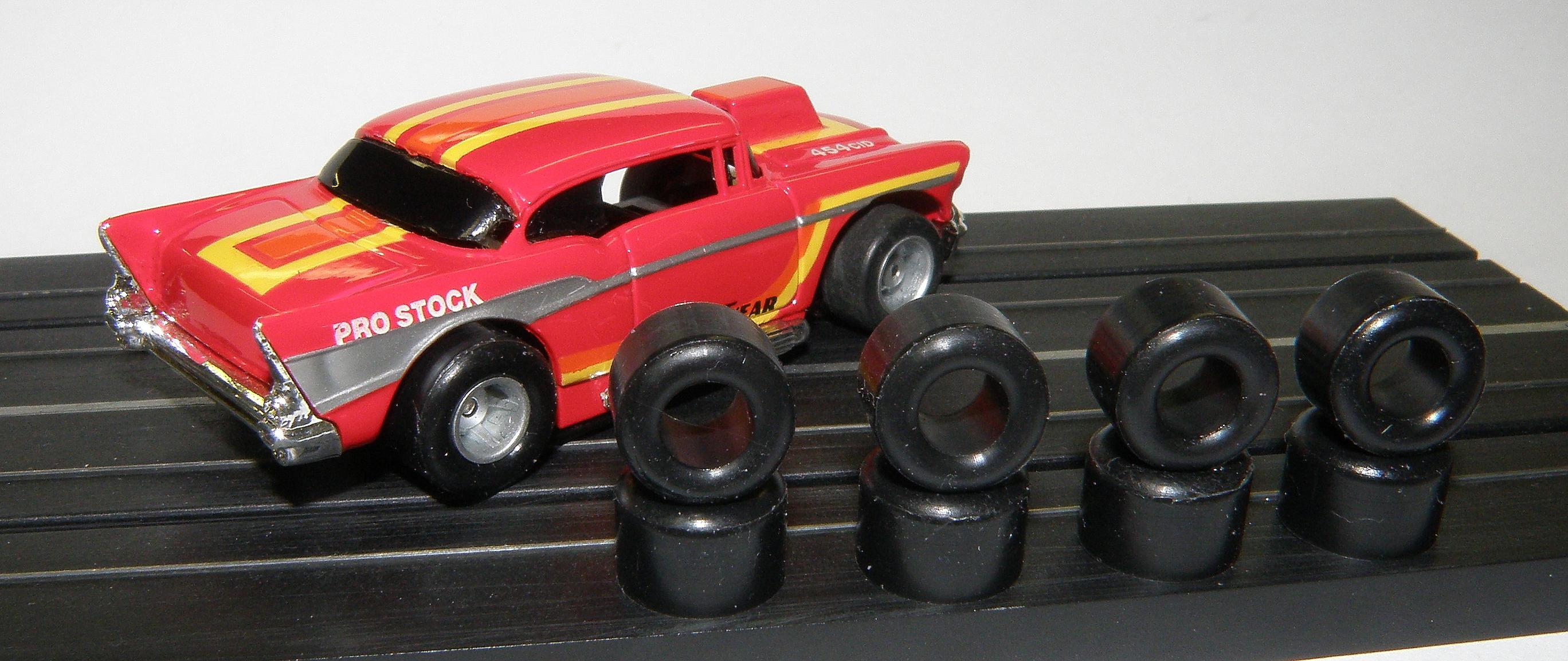 HO Super Tires
